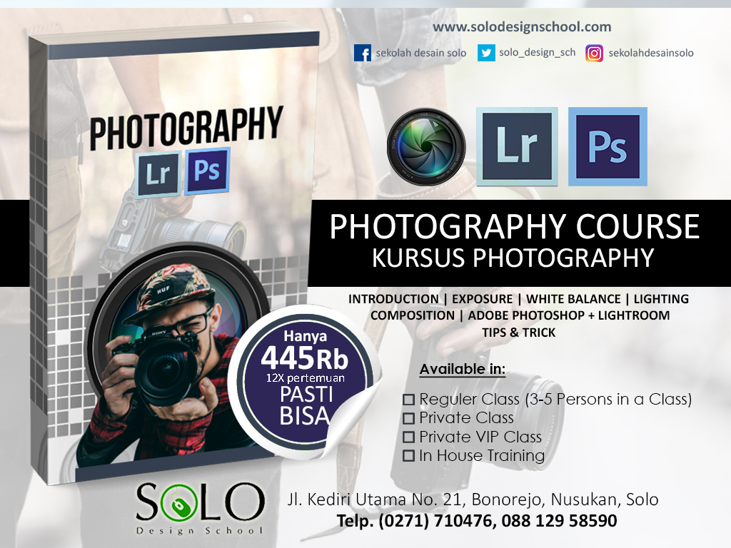 Kursus Photography