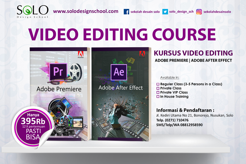 Kursus Video Editing